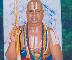Sri Sri Sadagopa Ramanuja Peeda Jeeyar Swamigal